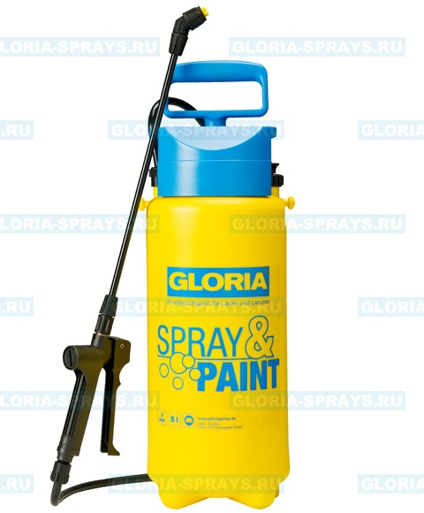 ����������������� Spray and Paint